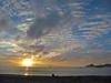 Sunset, Oualie Beach, Nevis