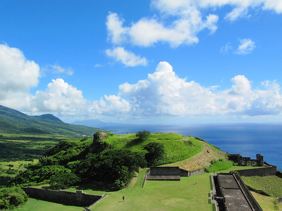 St. Kitts & Nevis and Puerto Rico, December 2012