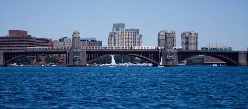 Boston Esplanade Summer