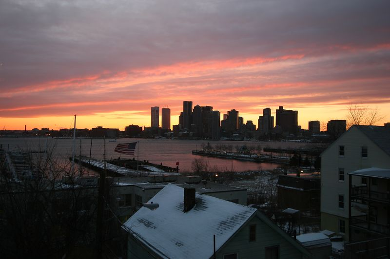 View from East Boston