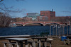 Mt Auburn Hospital, on the Charles River in Cambridge MA -- the entrance point