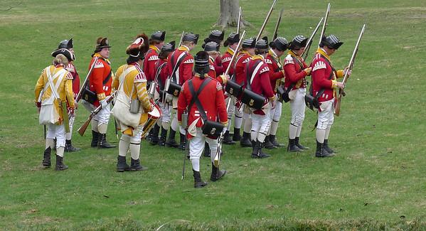Lexington Patriots Day