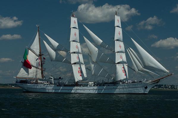 Sail Boston - Tall Ships Atlantic Challenge 2009