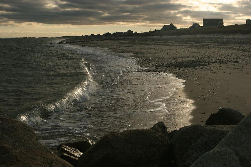 Sandwich beach November 2006