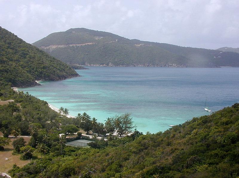 White Bay, Guana Island, BVI
