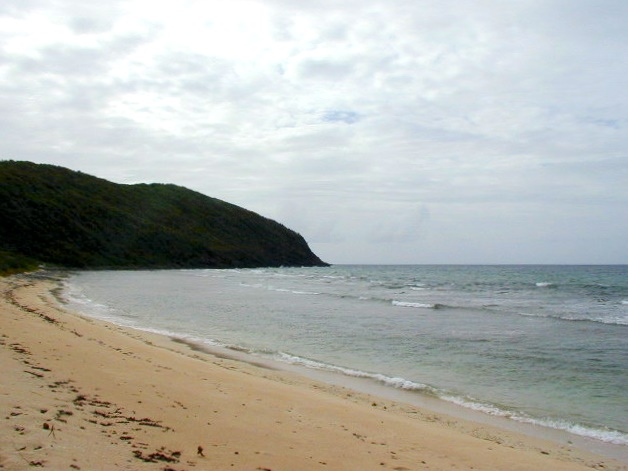 North Bay Beach, Guana Island, BVI