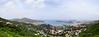 Pano of St. Thomas harbor