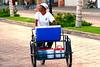 Street vendor - Cozumel, Mexico