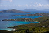 Islands on the Atlantic coast of St. Thomas, USVI