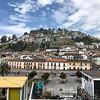 Virgin of Quito on El Panecillo Hill