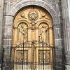 San Francisco Church Door