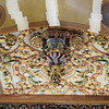 San Francisco Church Ceiling Detail