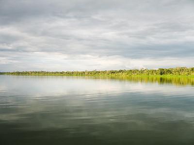 Limoncacha near the Napo River