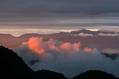 Sunset from Bellavista
