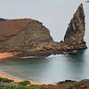 "Pinnacle Rock, Bartolomé, <a target=""NEWWIN"" href=""http://en.wikipedia.org/wiki/Gal%C3%A1pagos_Islands"">Galápagos Islands</a>"