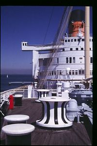 Queen Mary, Long Beach, CA, USA