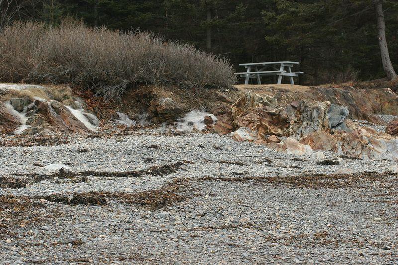 Christmas at Owls Head, Maine - near Camden / Rockland Maine
