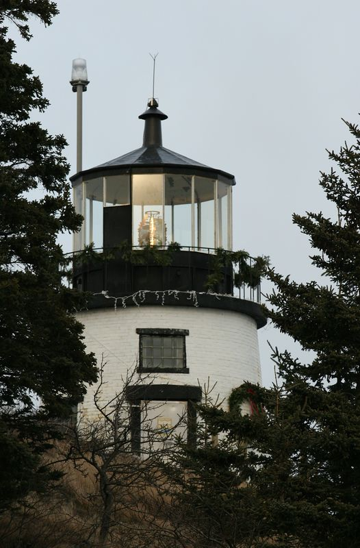 Owls Head Light in Rockland, Maine