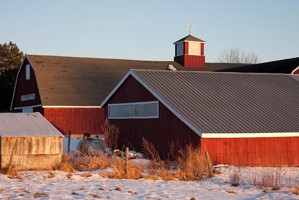 Union, Maine - Winter
