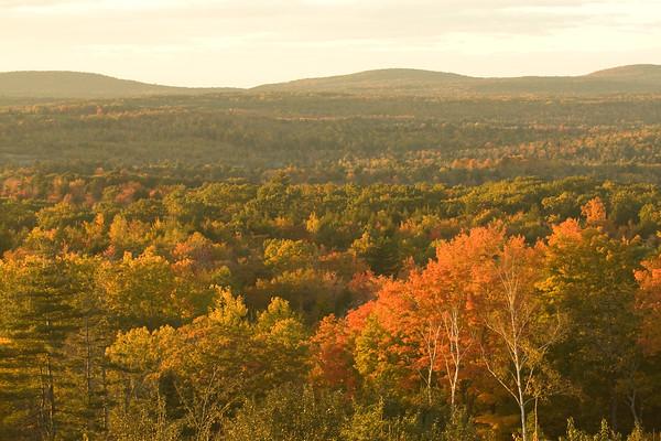 Union, Maine - Autumn