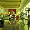Lobby of Grand Mayan