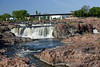 Waterfalls in SIoux Falls, SD - the towns namesake.