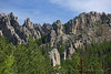 The Needles Hwy in Custer State Park, South Dakota