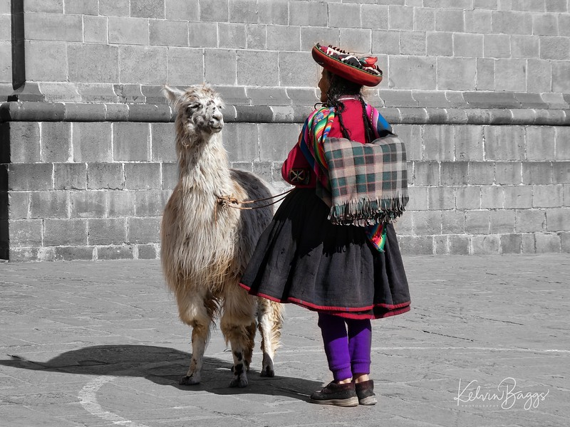 Some of the locals, Cusco