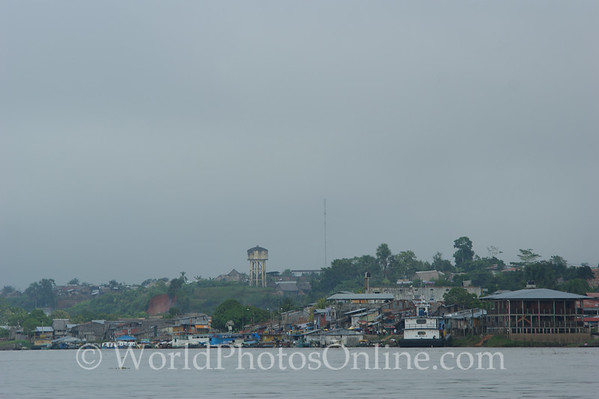 Iquitos - From the Amazon River