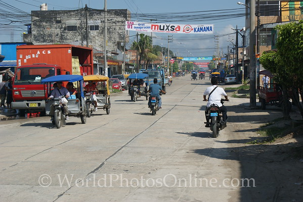 Iquitos Traffic