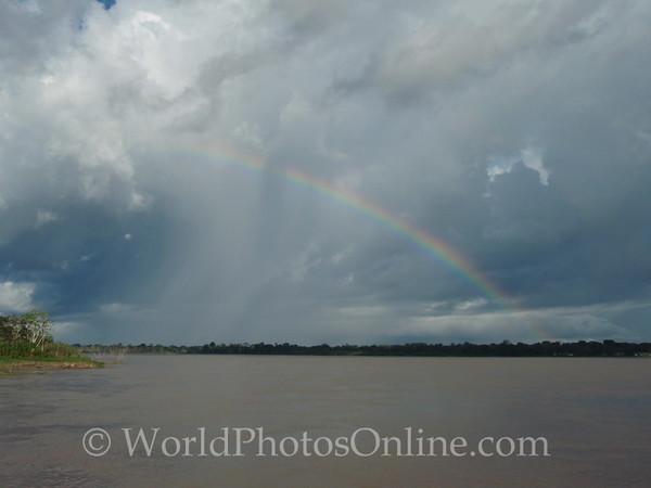 Amazon River - Rainbow 3