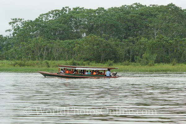 Amazon River - Water Ferry