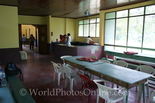 Amazon River - Ranger Station - Dining Hall