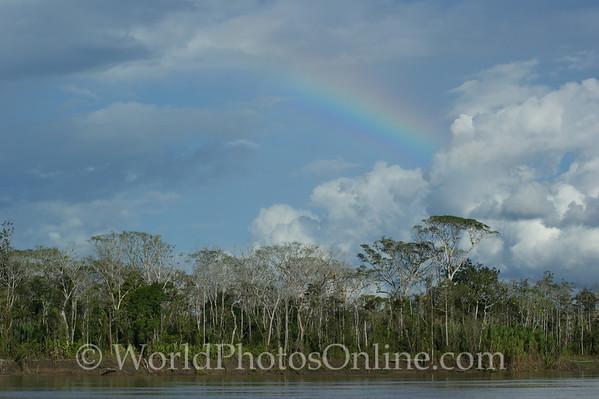 Amazon River - Rainbow 1