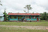 Amazon River - Village of Cedro Isla - School