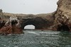 Ballestas Islands - Sea Arch 1