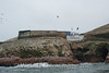 Ballestas Islands - Guano Mining Facility