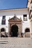 Cusco - Convent of St Domingo - Entrance
