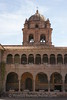 Cusco - Convent of St Domingo - Tower