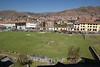 Cusco - Convent of St Domingo - Inca Kings Gold Garden
