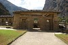 Ollantaytambo Archeology Site - Temple of Water