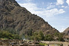 Ollantaytambo Archeology Site - Storehouse 1