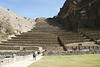 Ollantaytambo Archeology Site - Terracing