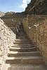 Ollantaytambo Archeology Site -Main Stairs