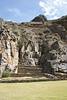 Ollantaytambo Archeology Site - Qolqas