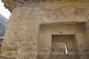 Ollantaytambo Archeology Site - Inca Concrete on Temple