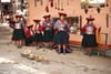 Sacred Valley - Weaving Demo 1- Traditional Dress