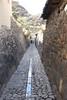 Ollantaytambo - Inca Street