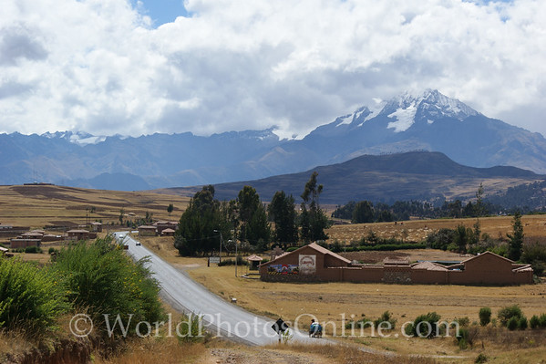Sacred Valley - Countryside Scene