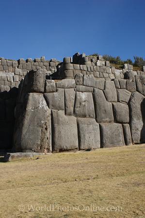 Saqsaywaman Archeology Site 5